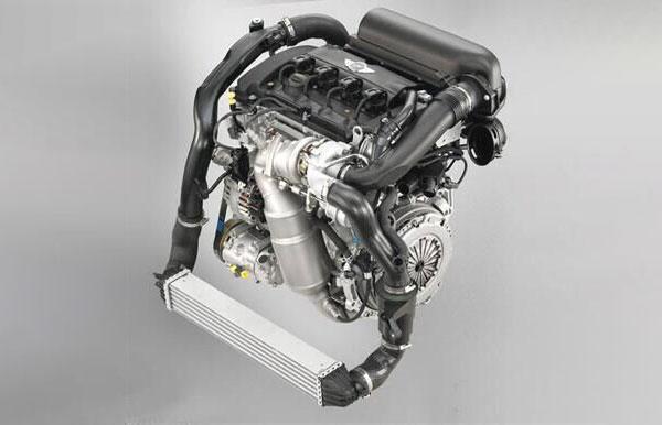 渦輪增壓發動機進氣管